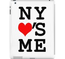 New York Loves Me iPad Case/Skin