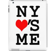 New York Loves Me iPad Case/Skin