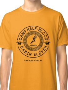 Percy Jackson - Camp Half-Blood - Cabin Eleven - Hermes Classic T-Shirt