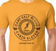 Percy Jackson - Camp Half-Blood - Cabin Eleven - Hermes Unisex T-Shirt