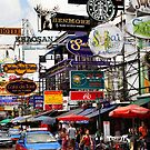 Khao San Road by Scott Harding