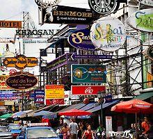 Khao San Road by Scott Harding