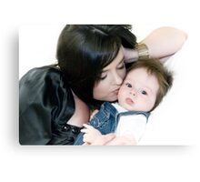 A Mothers Love Canvas Print