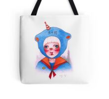 Blueberry Syrup Tote Bag