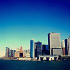 New York - Staten Island Ferry Trip by tdesigns