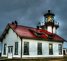 Point Cabrillo Lighthouse by kchase