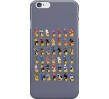 the captains iPhone Case/Skin