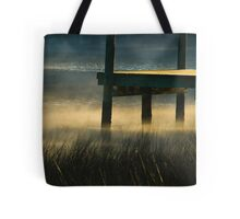 Misty Light Tote Bag