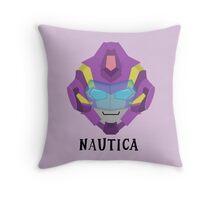 Nautica [Visor] Throw Pillow