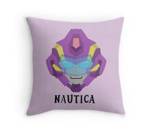 Nautica [Visor] Throw Pillow