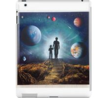 Family Space Travel iPad Case/Skin