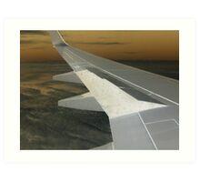 Wing 4 Art Print