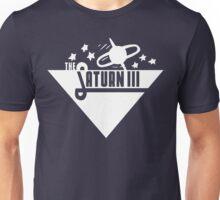 "The Saturn III - ""Satellite"" Unisex T-Shirt"