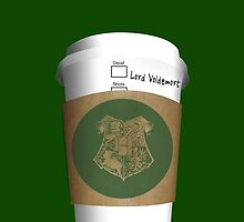 Tall Latte for the Dark Lord!  by Brittany Cofer