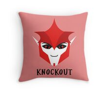 Prime Knockout Throw Pillow