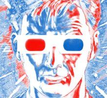 Doctor 10 3D Sticker