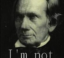 Henry Clay is Not Okay by vforvery