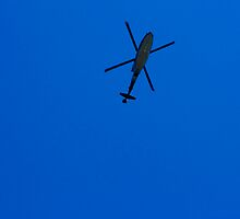 Helicopter by Michael Walton
