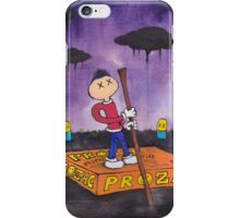 Prozac raft iPhone Case/Skin