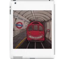 Nowhere Tube iPad Case/Skin