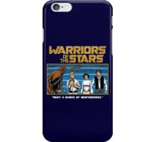 Warriors of the Stars iPhone Case/Skin