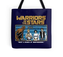 Warriors of the Stars Tote Bag