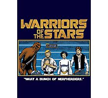 Warriors of the Stars Photographic Print