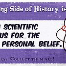 #9 Denying Scientific Consensus by marlowinc
