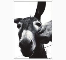 Donkey kisses Baby Tee