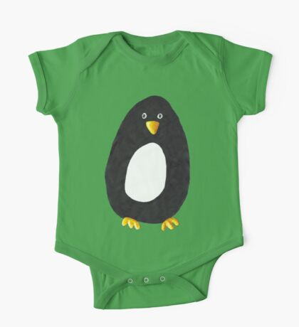 Ben Penguin One Piece - Short Sleeve