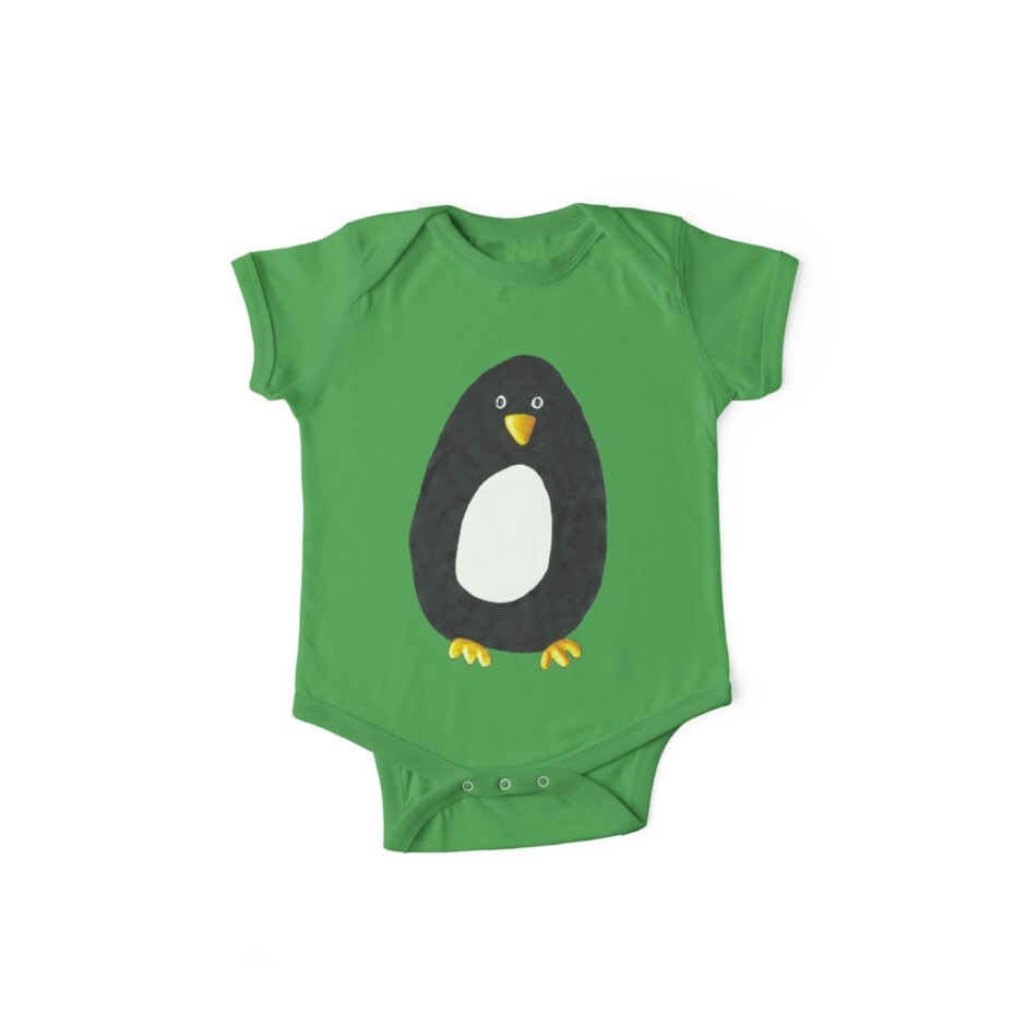 Ben Penguin by Cantus
