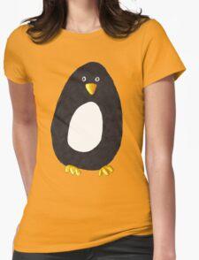 Ben Penguin Womens Fitted T-Shirt