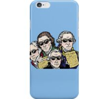 Founding Father Dudes iPhone Case/Skin