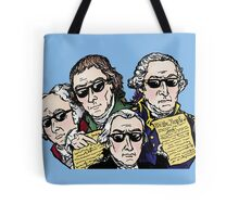 Founding Father Dudes Tote Bag