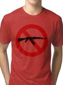 Gun Control Tri-blend T-Shirt