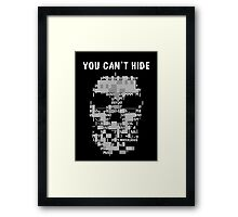 Watch_Dogs: Dedsec Framed Print