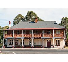0093 Cann River Hotel Photographic Print