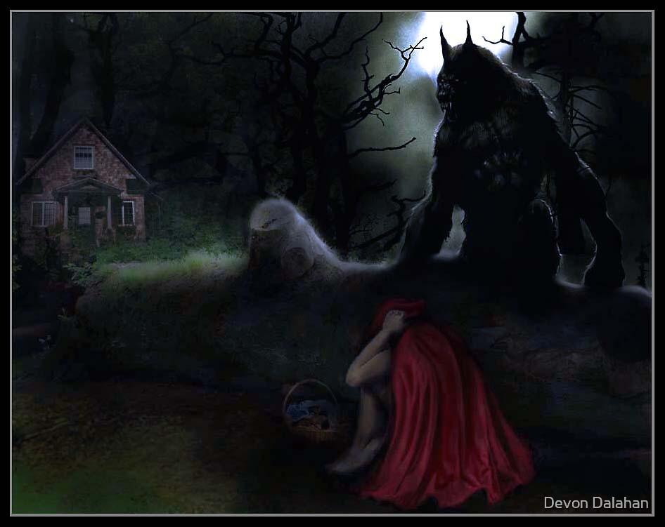 Little Red Riding Hood by Devon Mallison