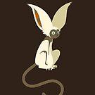 Winged Lemur by Cynthia Meade