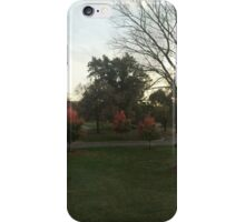 Mid Fall, New England iPhone Case/Skin