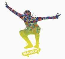 Galaxy Skater by jimadoriicrafts