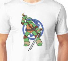 TMNT 2012 - Leo Unisex T-Shirt