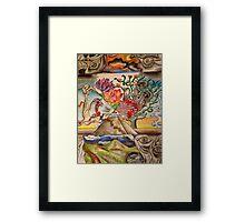 Vanam Framed Print