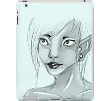 Lady Elf iPad Case/Skin