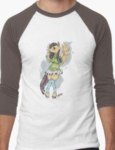 Fluttershy Men's Baseball ¾ T-Shirt