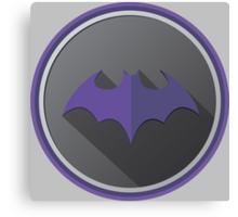 Batgirl - Logo V.01 Canvas Print