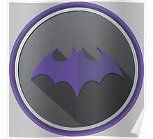 Batgirl - Logo V.01 Poster