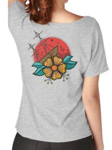 SINKING SHIP Women's Relaxed Fit T-Shirt