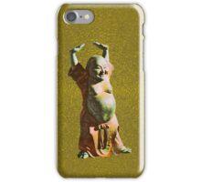 Gleeful BUDDHA ~ on the iPhone + + + iPhone Case/Skin
