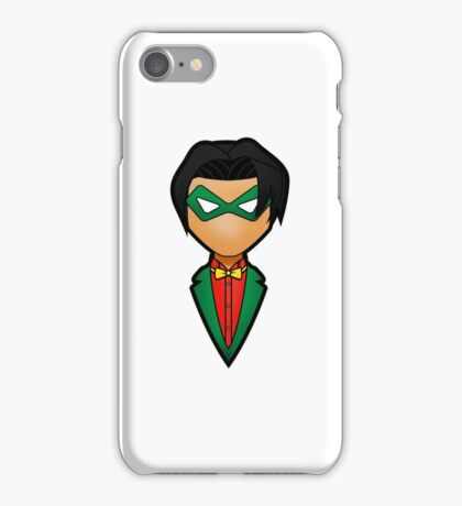 Young Justice - Robin iPhone Case/Skin